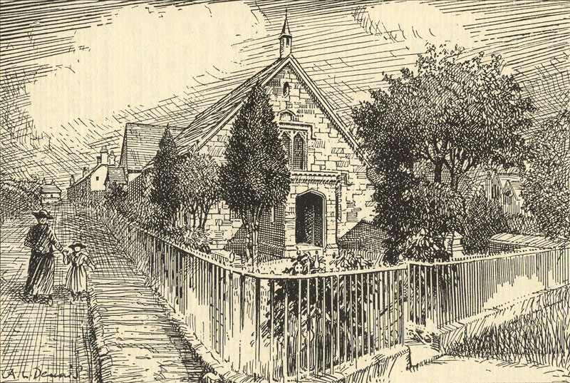 Methodist Chapel, Quarry