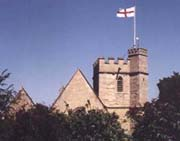 St Andrew's Church flag