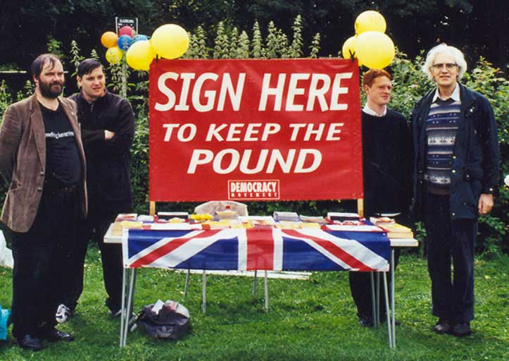Martin Young: Keep the Pound