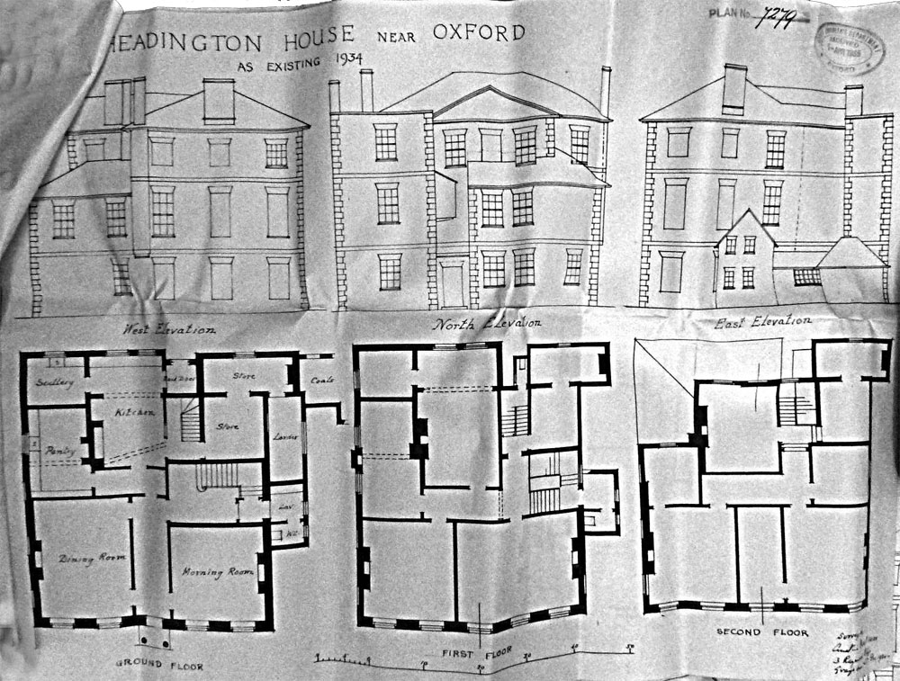 Plans prior to 1935