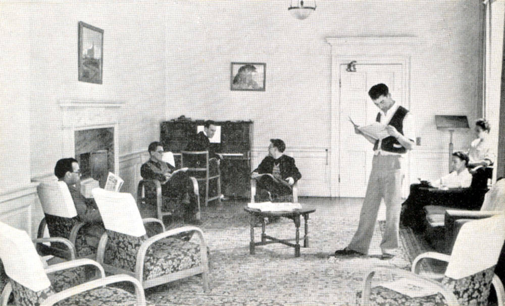 Rookery Common Room