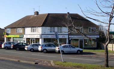 Shops in New Marston