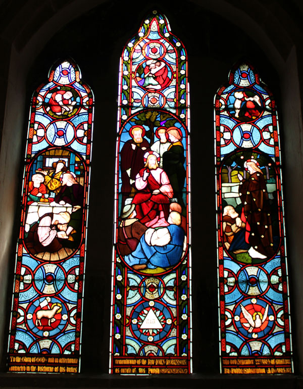 Window to curate who died of smallpox
