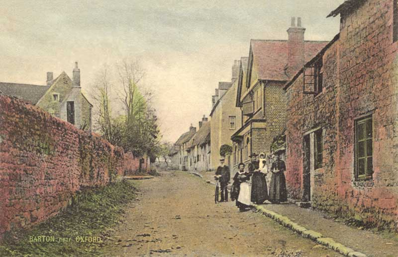 Barton Village Road