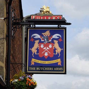 The Butchers' Arms