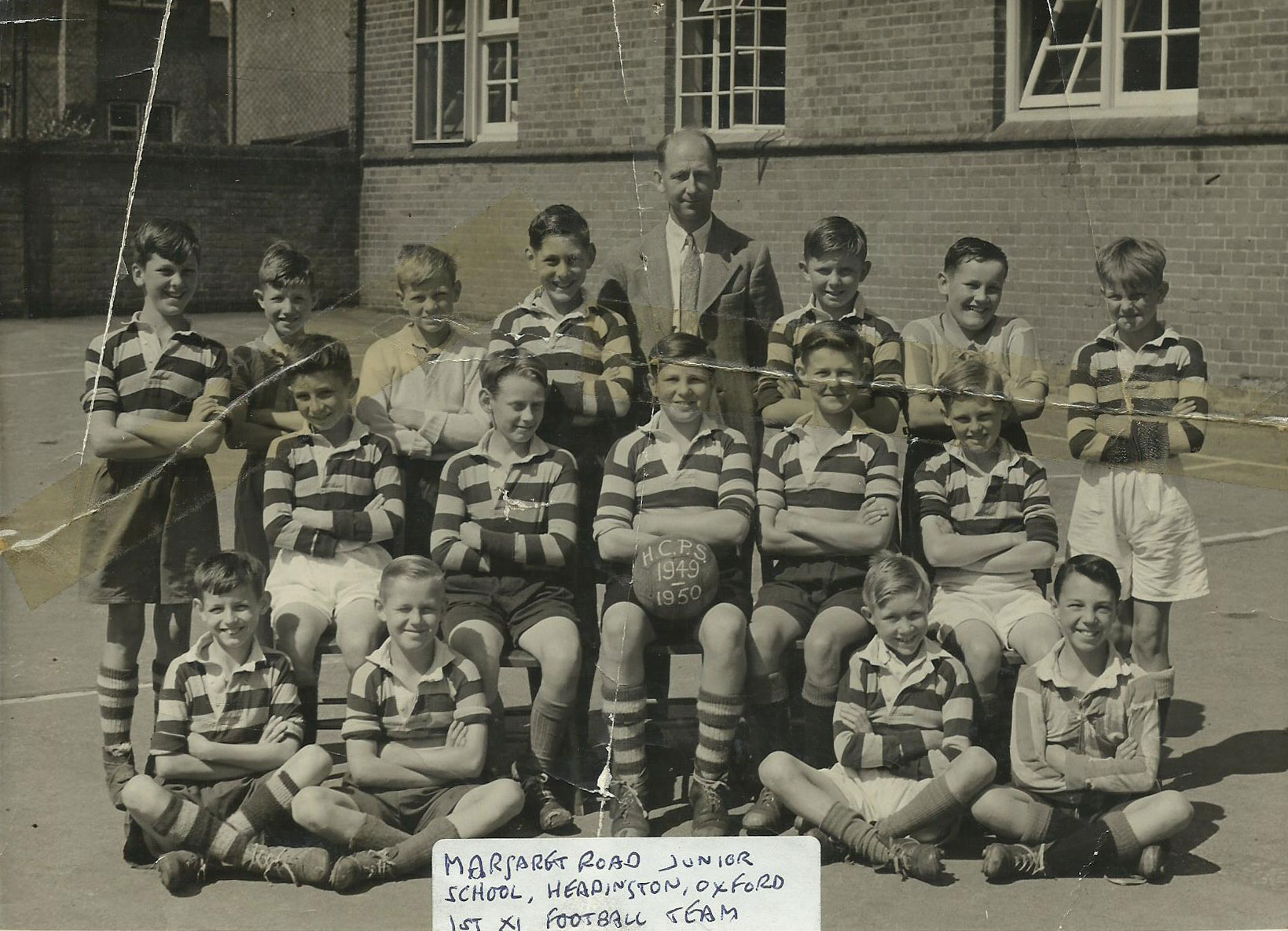 Margaret Road football team