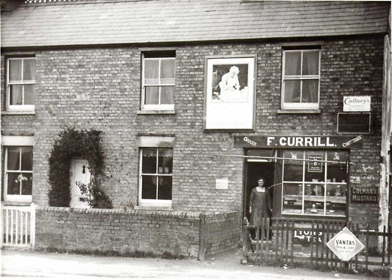 Currill shop, 299/301 London Road