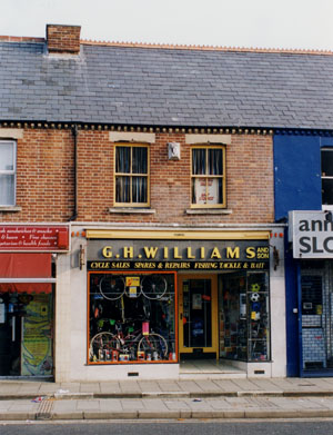 G. H. Williams, London Road