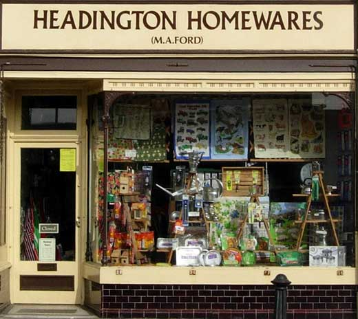 Headington Homewares
