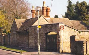 Lodge of Headington Lodge