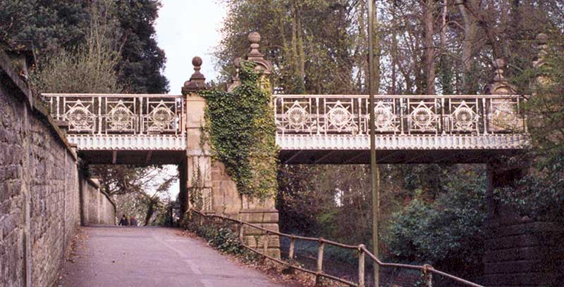 Headington Hill bridge