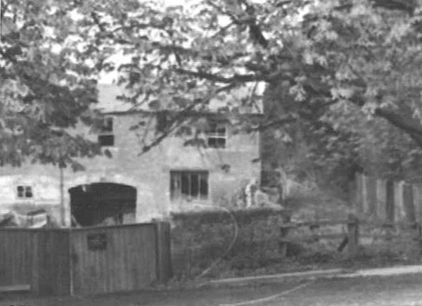 Jack Straw's Castle in 1960