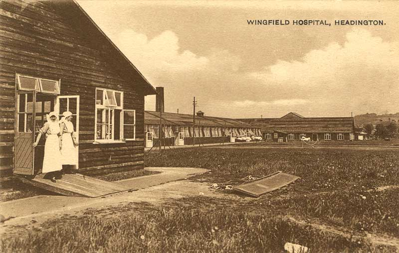 The Wingfield in the 1920s